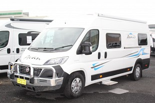 2018 Avan APPLAUSE 500